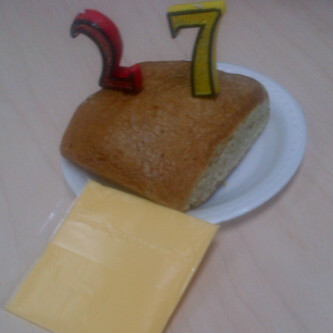 Jamaican Bulla Birthday Cake Laugh To Tears Photos